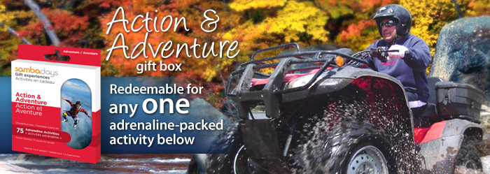 Action and Adventure Gift Experiences