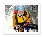 Canyoning in Waterfalls or Ice Canyoning - Beaupre, QC - $299